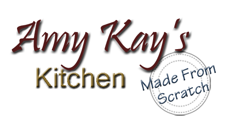 Good food made from scratch | Amy Kay\'s Kitchen