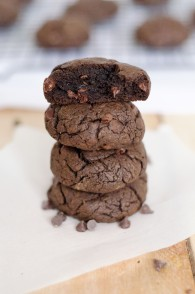 Flourless Peanut Butter Brownie Cookies (gluten free)