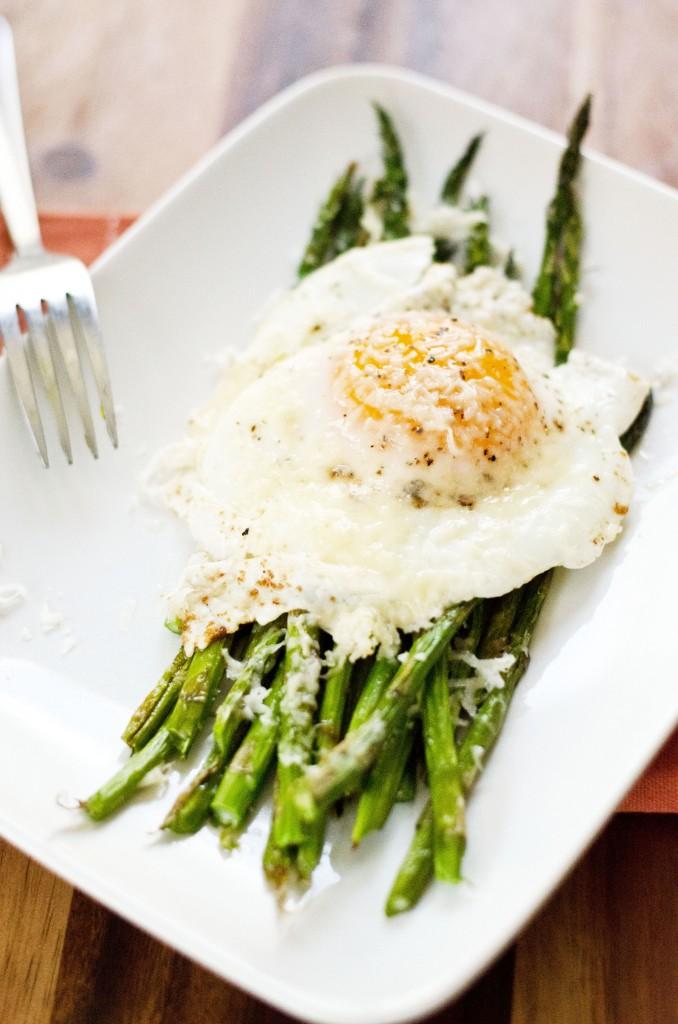 asparagusandeggs