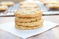 My favorite Oatmeal Cookies (The best oatmeal cookies)